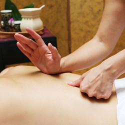 Thai Massage with Oils