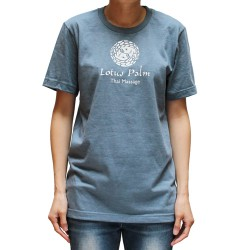 Heather Slate Yin Yang T-shirt