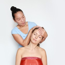 Thai Style Head Massage
