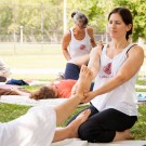 Summer Program: Thai Yoga Massage Levels 1-6