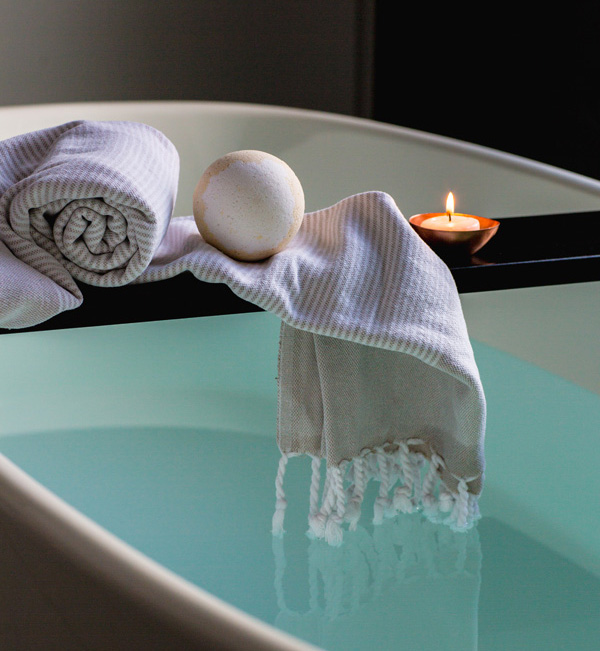 Have a Retreat and Spa Day at Home!
