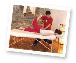 Table Thai Massage